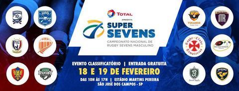 Super Sevens tem primeira etapa em São José dos Campos