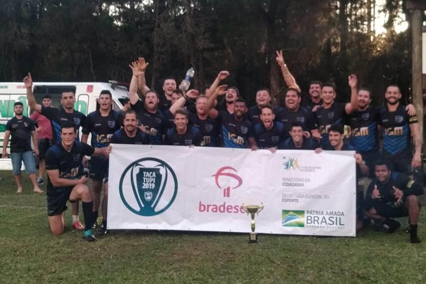 Joaca é campeão da Taça Tupi 2019