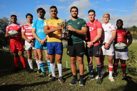 São José dos Campos (SP) sedia o World Rugby U20 Trophy de 9 a 21 de julho