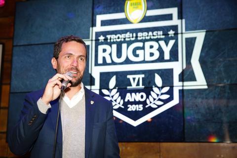 Troféu Brasil Rugby premia os melhores do esporte na última temporada