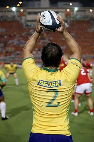 Correios fecha patrocínio com a Confederação Brasileira de Rugby
