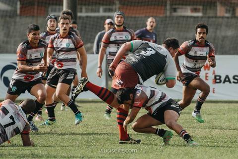 Fim de semana repleto de rugby no Brasil todo