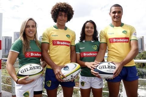 Bradesco anuncia apoio ao Rugby até 2020