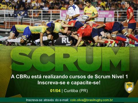 CBRu realiza curso de scrum nível 1 em Curitiba