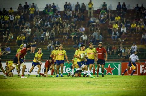 Brasil vence Chile em casa e sobe no ranking da World Rugby