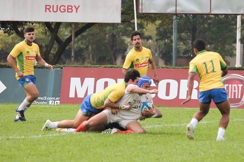 Brasil M19 recebe Tala Rugby Club para amistosos
