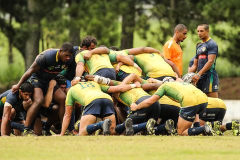 Tupis são convocados para camp preparativo ao Sul-Americano de Rugby XV
