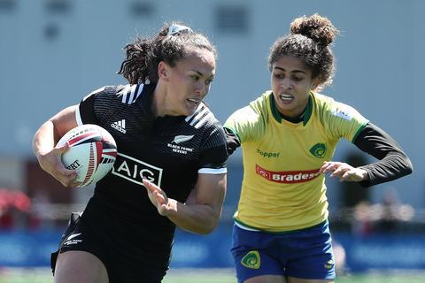 Seleção Brasileira Feminina vence a Russia e fica com a 11ª colocação na Etapa do Canadá da Serie Mundial de 7s