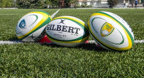 Gilbert é a nova fornecedora de bolas da CBRu