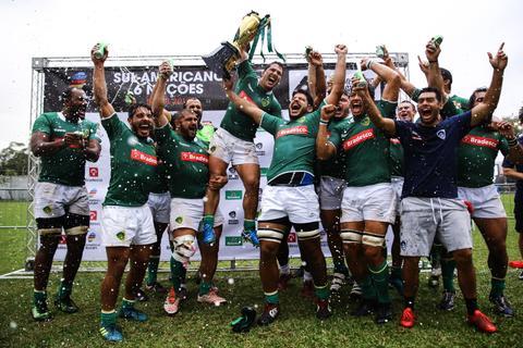 Brasil é campeão do Sul-Americano 6Nações de Rugby XV pela primeira vez na história