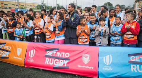 Festival de Rugby Infantil irá reunir 500 crianças em Mogi das Cruzes