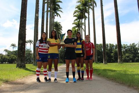 Yarinhas M18 realizam excelente torneio, mas Colombianas acabam garantindo vaga para os Jogos Olímpicos da Juventude
