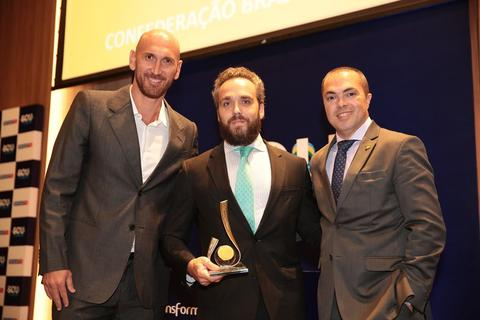 Confederação Brasileira de Rugby é premiada com a melhor governança entre entidades esportiva do Brasil