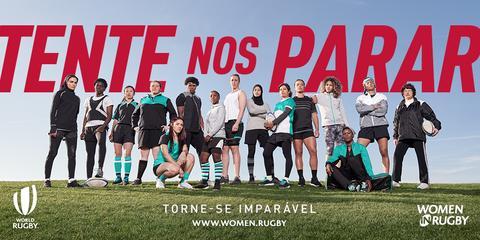 Com brasileira, World Rugby lança campanha global para revolucionar o rugby feminino