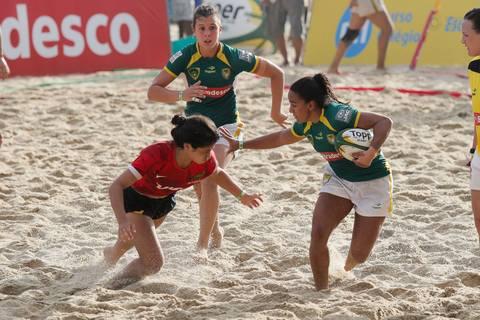 Rio de Janeiro recebe pela terceira vez o Super Desafio BRA de Beach Rugby