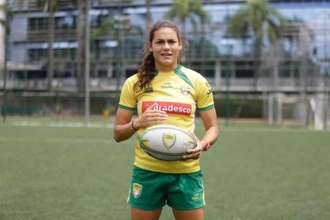 Baby Futuro é eleita melhor atleta de rugby de 2016 pelo COB