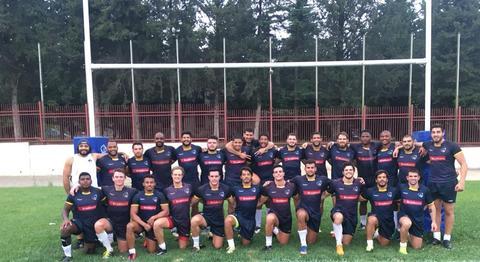 Jogos da Seleção Brasileira XV na Europa serão transmitidos no Facebook da Georgian Rugby Union