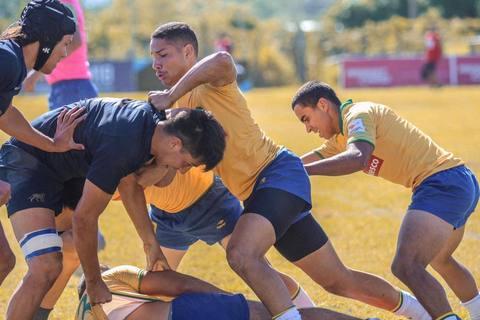 Seleção Brasileira masculina M18 conclui sua primeira participação em um campeonato Sul-Americano