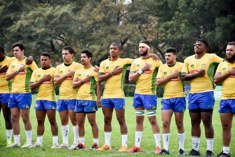 Brasil M19 participa doTorneio das Nações na Argentina