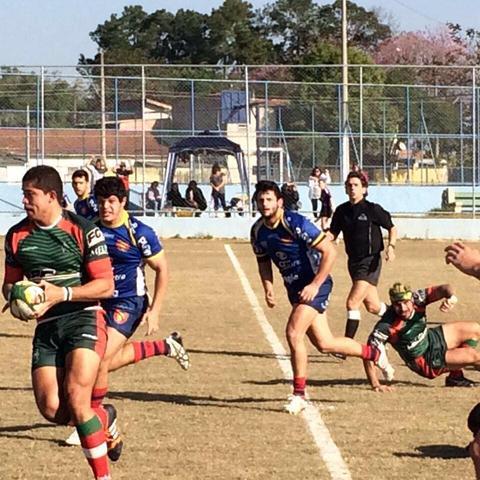 Fora de casa, Desterro vence São José e segue na liderança isolada do Brasileirão de Rugby XV