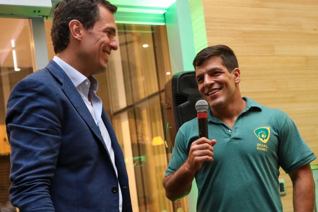 Confederação Brasileira de Rugby debate saúde e prevenção no contexto do Covid-19
