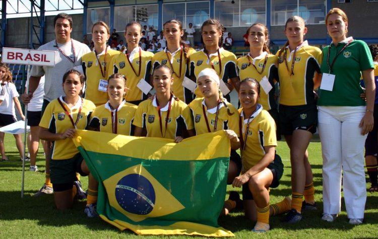 Árbitras brasileiras continuam abrindo novos caminhos para o rugby