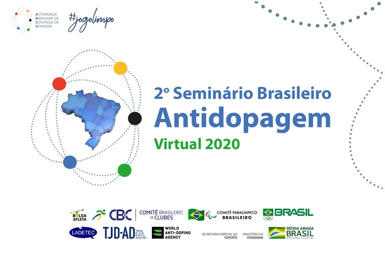 ABCD promove 2º Seminário Brasileiro Antidopagem entre 24 e 26 de junho