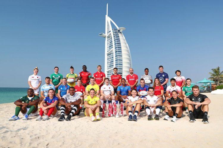 World Rugby revisa planos para o Circuito Mundial de Sevens 2021